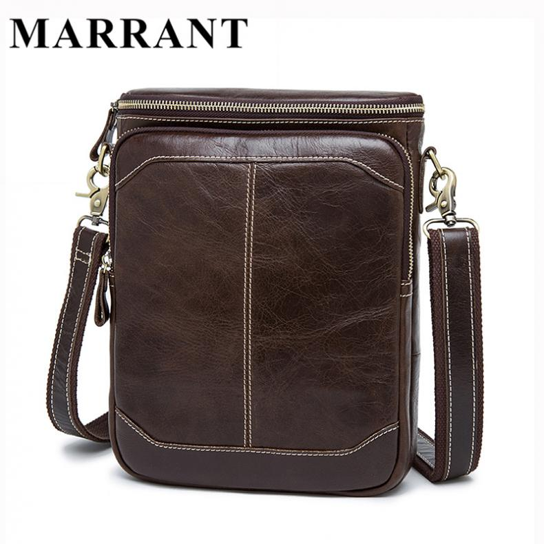 e2e11f50d900 Горячая распродажа мужчины сумка мужчины кроссбоди мужская сумка 100%  подлинные кожаные сумки новых бесплатная доставка Мужские из натуральной  кожи сумка ...